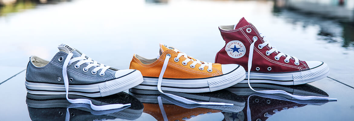 Converse outlet, petits prix ! | The Village Outlet