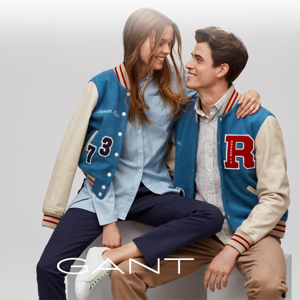 GANT OUTLET IS HERE!