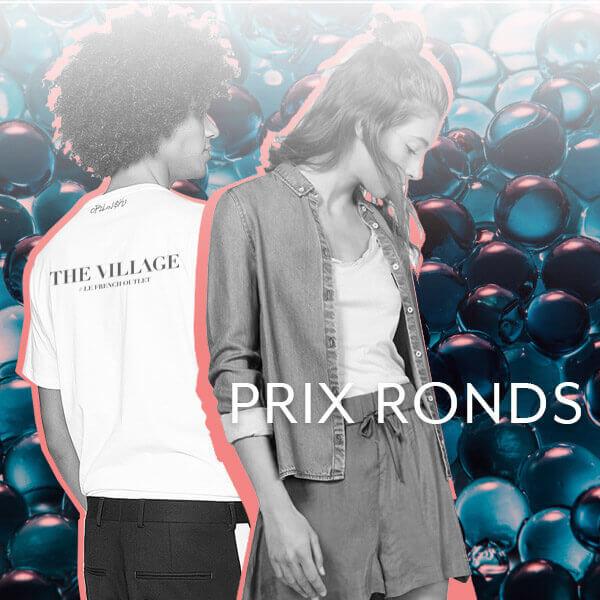 LES PRIX RONDS