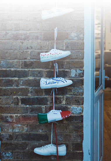 10 astuces pour redonner vie à vos sneakers !