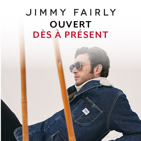 JIMMY FAIRLY OUVRE SES PORTES !