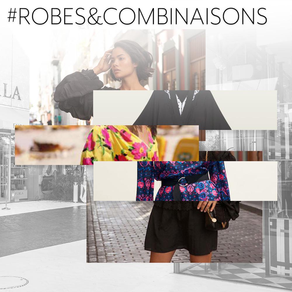 Robes et Combinaisons Summer 2020